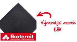 EKOTERNIT - EB1 340*340mm černá