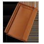 TONDACH pálená STODO 12 posuvná taška - režná (SLEVA DLE KONKRÉTNÍ POPTÁVKY)