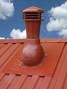 Větrací komínek NORMAL bez izolace (pro trapéz a falc)