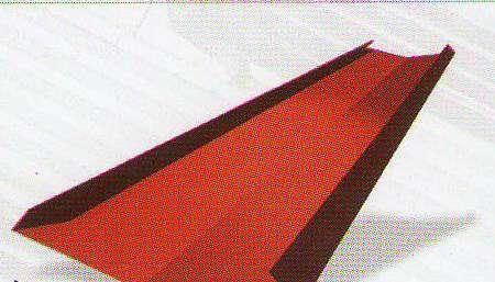Úžlabí 2000mm UNI (krycí délka 1900mm) UNIPLECH
