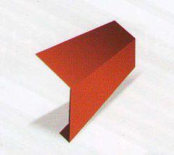 Okapní plech - okapnice 2000mm (krycí délka 1900mm)