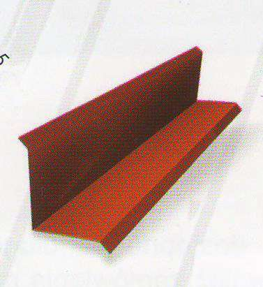 Lemování boční 2000mm (krycí délka 1900mm) UNIPLECH