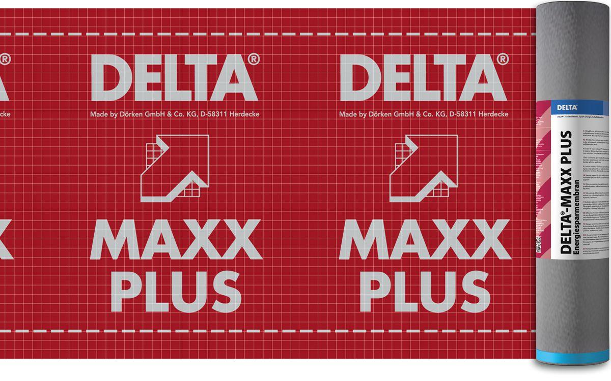 Fólie DELTA MAXX PLUS 75m2/role DORKEN