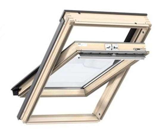 Střešní okno GLU 0051 s horním ovládáním VELUX
