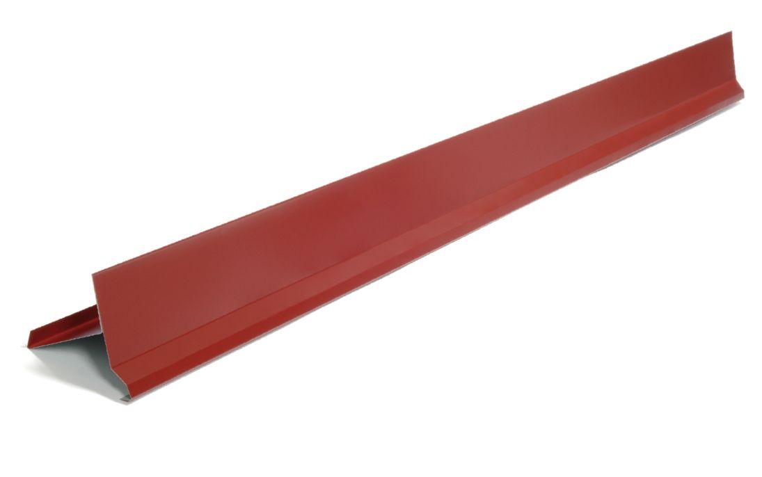 Závětrná lišta spodní 2000mm (krycí délka 1900mm) UNIPLECH
