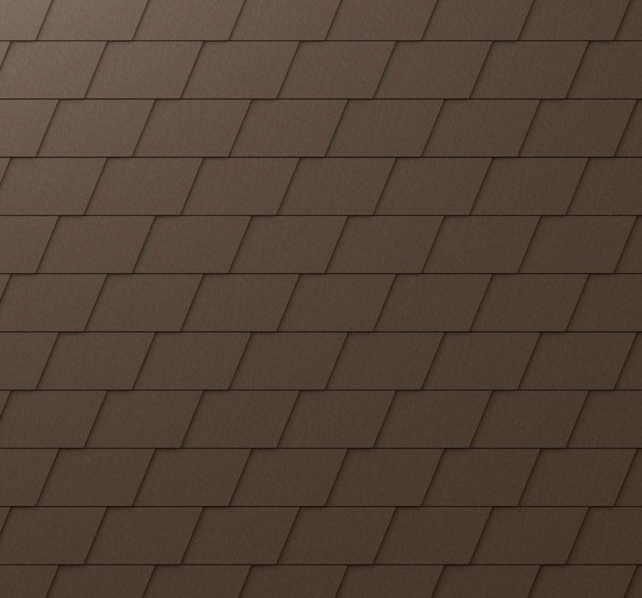 PREFA - Falcovaný šindel pro napojení STUCCO