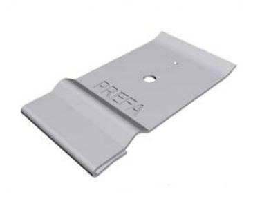 PREFA - Patentovaná příponka pro tašky a šindele