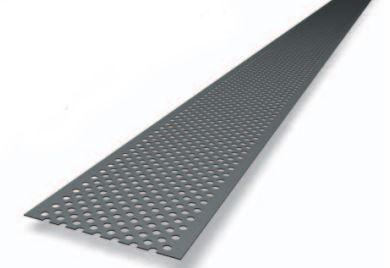 PREFA - Ochranná mřížka proti ptákům šíře 125mm