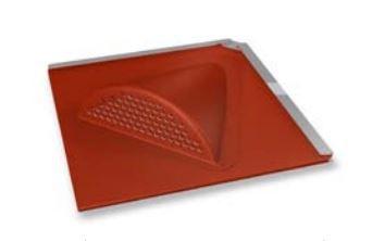 PREFA - Odvětrávací prvek pro šablony 29x29