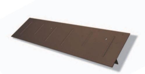 PREFA - Podkladní pás z hliníků pro falc. šablony, šindele