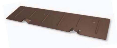 PREFA - Podkladní pás z hliníků pro falcované tašky