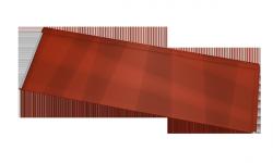 PREFA Střešní panel FX.12 velký hladký