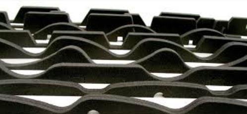 Těsnění hřebenové Basic, Atractiv, Eco, Corona (1metr) OMAK ROOF