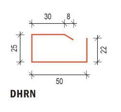 DHRN držák hřebenáče pro Rapid nízký SATJAM