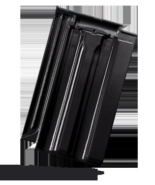 GRANÁT 13 posuvná taška - základní (SLEVU NA ZBOŽÍ ZÍSKÁTE POPTÁVKOU) - glazura černá BRAMAC