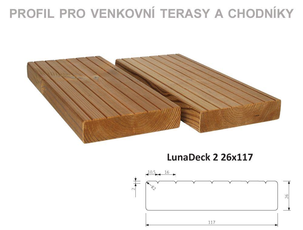 LunaDeck2 26x117 mm PROKOM