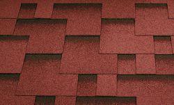 SBS modifikovaný asfaltový střešní šindel Katepal ROCKY