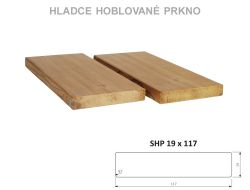 SHP 19x117 mm