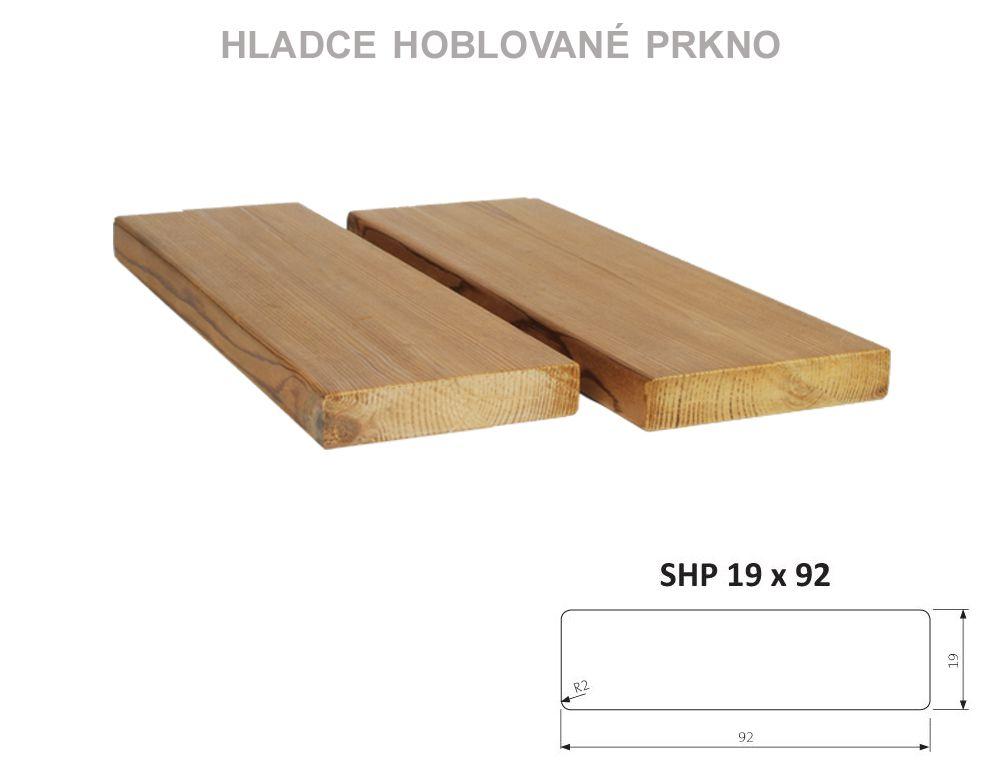 SHP 19x92 mm PROKOM