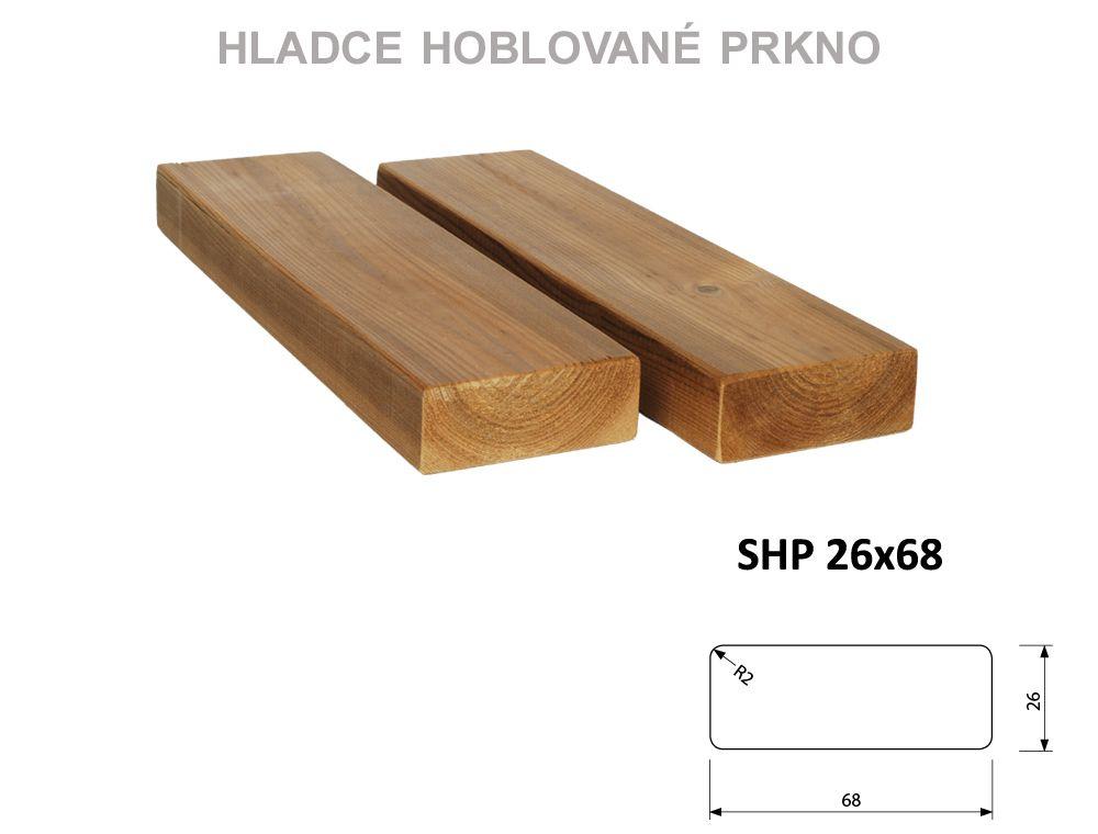SHP 26x68 mm PROKOM