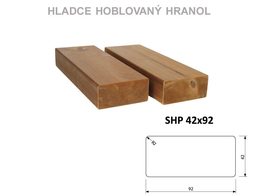 SHP 42 x 92 mm PROKOM