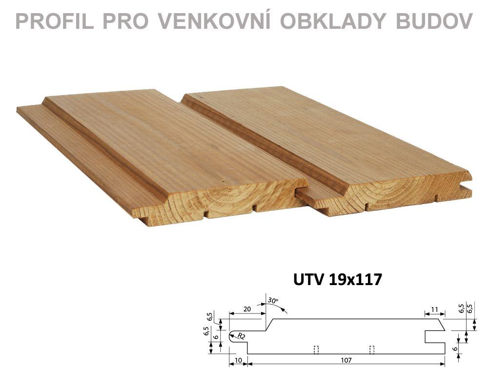 UTV 19 x 117 mm PROKOM