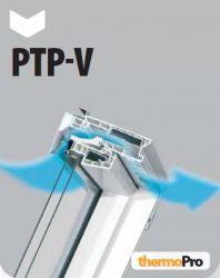 Kyvné okno se zvýšenou odolností proti vlhkosti PTP-V U4 FAKRO