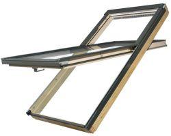 FYP-V U3 proSky Dřevěná okna se zvýšenou osou otáčení