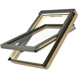 Dřevěné kyvné okno FTS-V U2 FAKRO