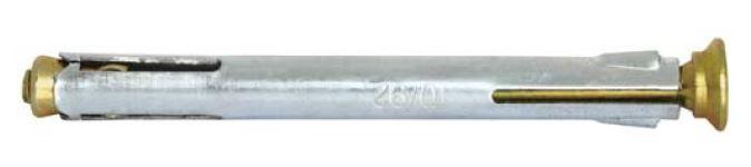 Kotva k montáži zárubní PZ-2 Ø 10 mm KLIMAS