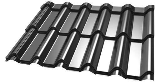 Střešní krytina Diament EcoPlus (SLEVU NA ZBOŽÍ ZÍSKÁTE POPTÁVKOU) BLACHOTRAPEZ