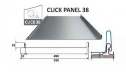 Click Panel 38/530 OMAK LINE