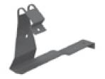 LINDAB - Držák žebříku pro skládané krytiny KTLATR