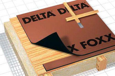 Fólie DELTA FOXX 75m2/role DORKEN