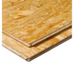 OSB - dřevoštěpkové desky P+D (2500x625)