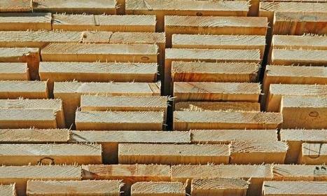 Prkna imregnovaná tl. 25 délka 4m Mayr - Melnhof Holz