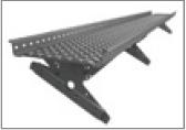LINDAB - Střešní lávka 1300 mm KTLAV/C