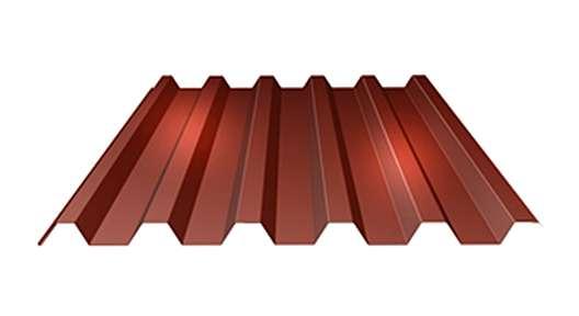 LINDAB - Střešní trapézový plech LTP45 tl. 0,60 mm