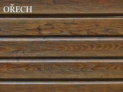 FLORIAN - TRAPÉZOVÝ PLECH T-8 DEKOR - trapézová plechová dekorační fasáda
