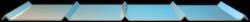 střešní krytina plechová šablona 0,92x2metry (velký formát) VK profil