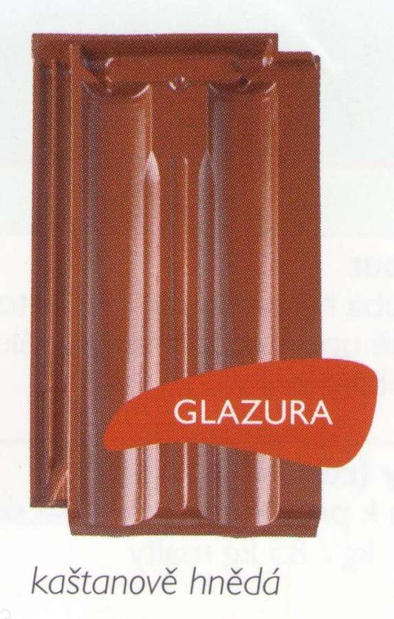 GRANÁT 11 posuvná taška - glazura (SLEVA DLE KONKRÉTNÍ POPTÁVKY) BRAMAC