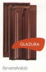 GRANÁT 13 posuvná taška - glazura (SLEVA DLE KONKRÉTNÍ POPTÁVKY) BRAMAC