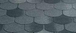 ISOLA asfaltový šindel TVAR BOBROVKA (modikovaný asfalt)