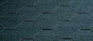 ISOLA asfaltový šindel TVAR SKRAA (modikovaný asfalt)