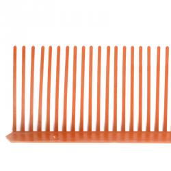Ochranná větrací mřížka 55x1000mm