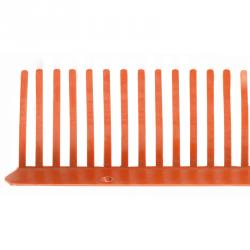 Ochranná větrací mřížka 55x1000mm EKO