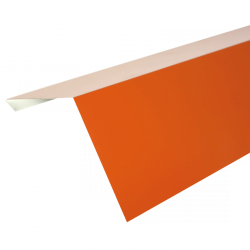 Okapový pás ve formě lišty - hliník