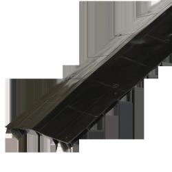 Hřebenový větrací pás pro šindele