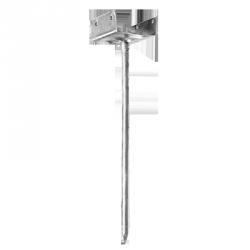 Držák hřebenové latě typ GW - hřebík, držák 40 mm