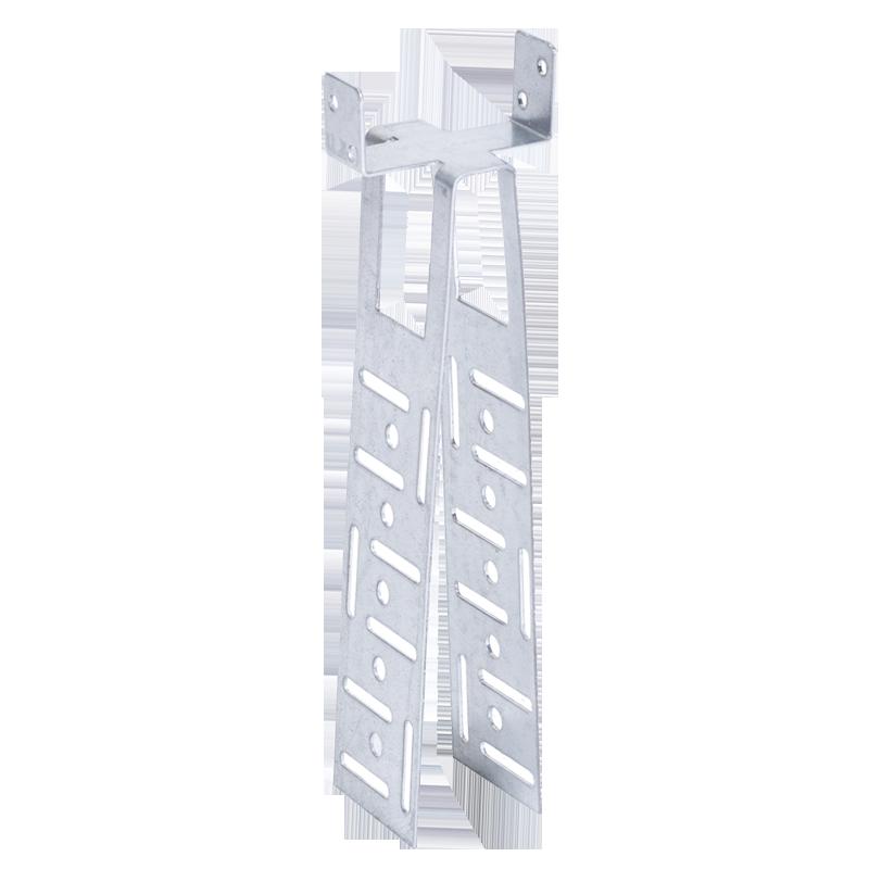 Držák hřebenové latě-plíšek